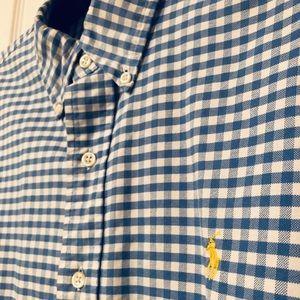 Ralph Lauren Oxford Button Down XL